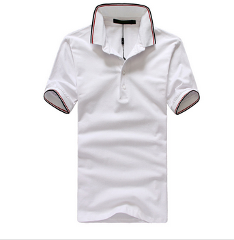 100% polyester dry fit plain polo shirt/anti-shrink polo shirt