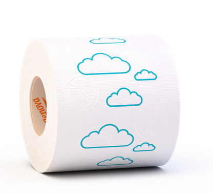 wholesale Toilet paper in rolls customized toilet tissue paper Factory price