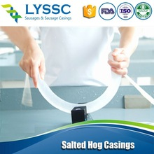 Factory Price Hog Casing Made in China HACCP EU Approved Export Specially to Europe