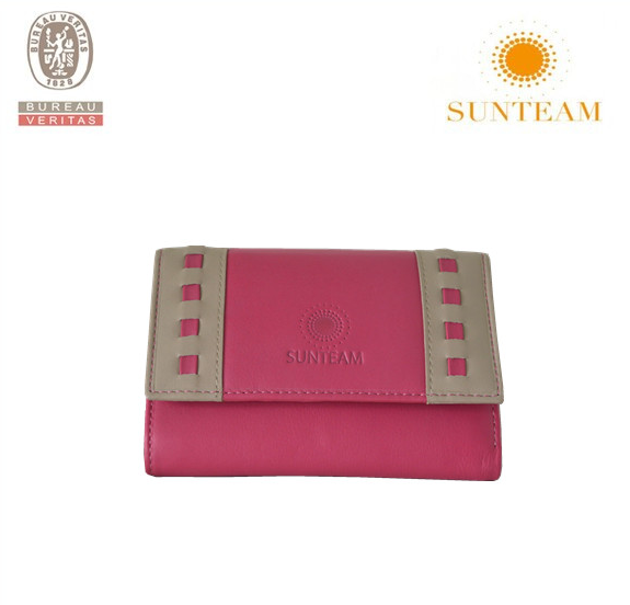 2015 New arrival women wallet leather