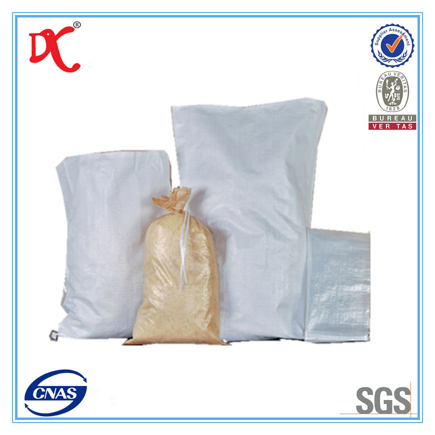 Bargain buys plastic recycle rice/flour/seeds laminated pp woven bag