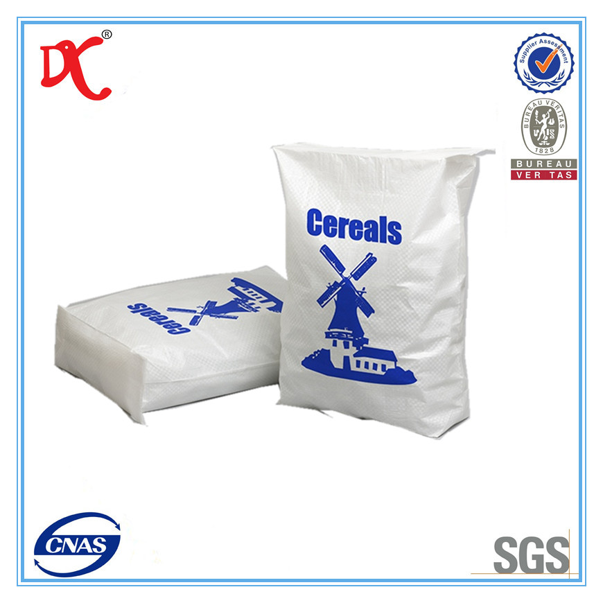 plastic container square bottom chemical resistant valve cement bag size