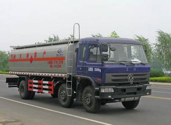 dong feng 6x2 oil tanker transport truck