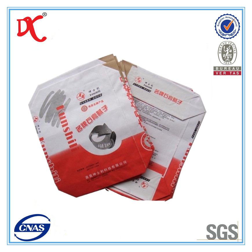 virgin kraft liner paper kraft paper price valve bag for cement
