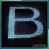 Large-scale LED Letter