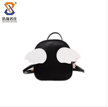 Hot sale customized cute backpack bag women,women backpack