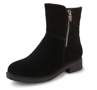 2015 cheap fashion safety wholesale women leather boot