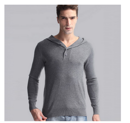 Fashion Latest Sweater Designs For Men Knitting Patterns Hooded Sweater