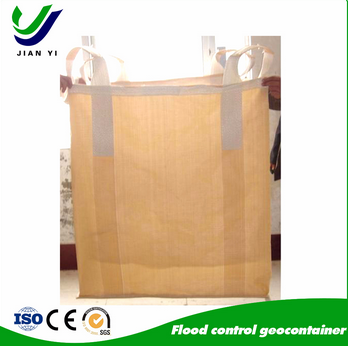 2015 construction geotextile plastic woven bag