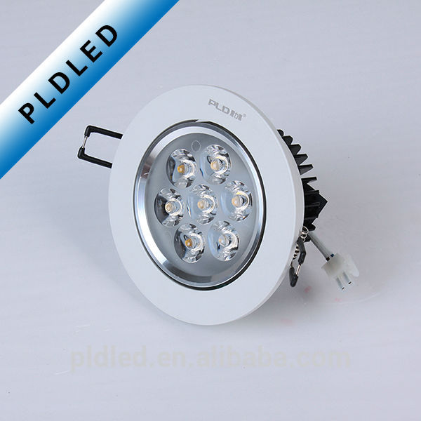 China PAILIDE/PLD 7w led ceiling office lighting