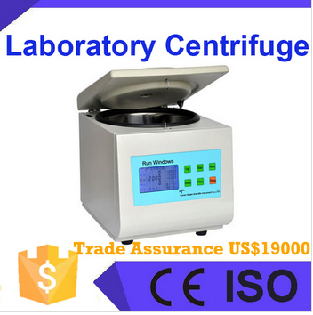 Laboratory centrifuge for mojonnier flask mojonnier bottle