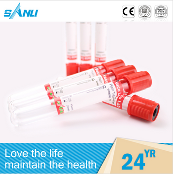 Different colors surgical blood collection tube for sale / surgical devices