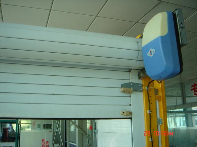 Security Hot Selling Roll Up Garage Door Garage Door Opener (JM05)CE