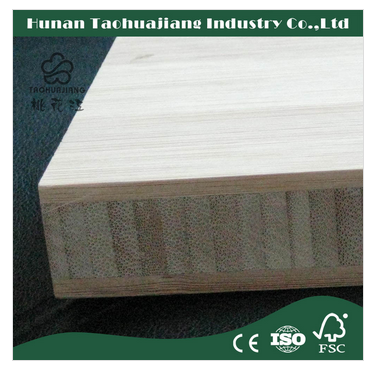 Vertical Laminating Bamboo Board