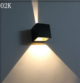 alibaba website surface mounted led wall tile light wall lamp led outdoor