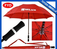 2015 High quality golf umbrella,funny golf umbrella,custom color umbrella,big umbrella