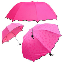 2015 Fashion Female umbrella,ladies umbrella,watermark printing umbrella