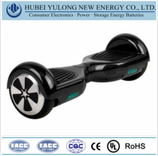 Black 2 wheel outdoor smart chargeable electric scooter self balancing scooter