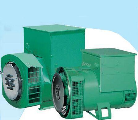 single-phase three-phase single and double bearing A.C. synchronous brushless alternator generator
