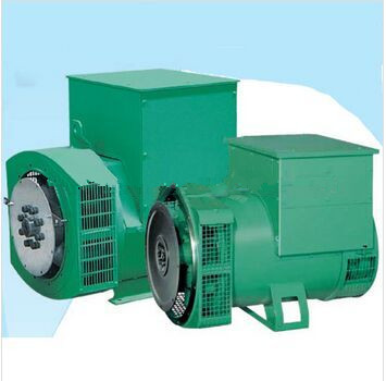 single-phase three-phase single and double bearing A.C. synchronous brushless alternator generator