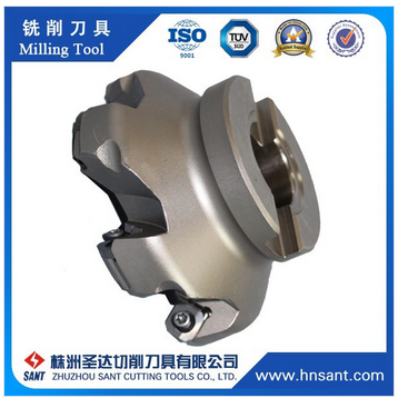 Zhuzhou CNC Indexable Milling Cutter