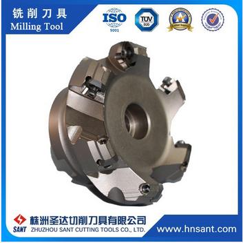 Zhuzhou CNC Indexable Milling Cutter