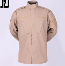 Ripstop Khaki Multicam Military Clothing Military Khaki Shirts