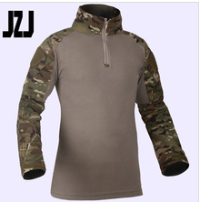 Wholesale China Factory Military Camouflage T-Shirts