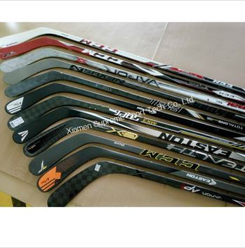 2015 New Model Top Quality stick ice hockey from China hockey stick factory/stick hockey