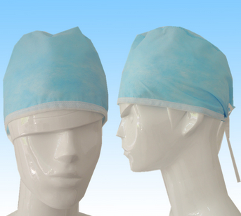 Disposable Hairnet,Mob Cap,Clip Cap