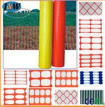 High Quality 100% Virgin HDPE Orange Plastic Safety Fence