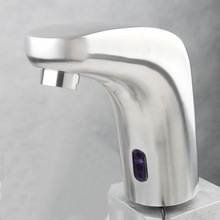Commercial infrared sensor automatic faucet for wash basin