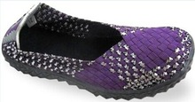 Woven shoes made in China hot sell and fastion in 2015