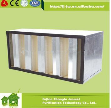 Compact Filter, High Volumes Conditioning Air Filter for Office