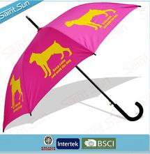 Hot selling promotional custom auto open best umbrella,UV+ protect best golf umbrella