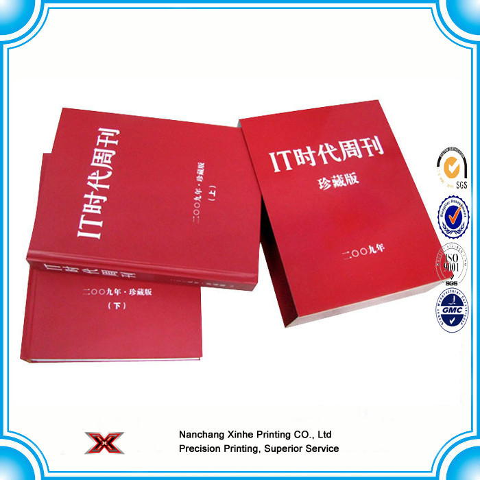 Binding Hardcover Book Printing manufactory