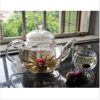 mini flower tea