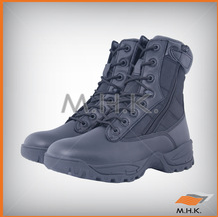 Tactical Boots - 2 zips