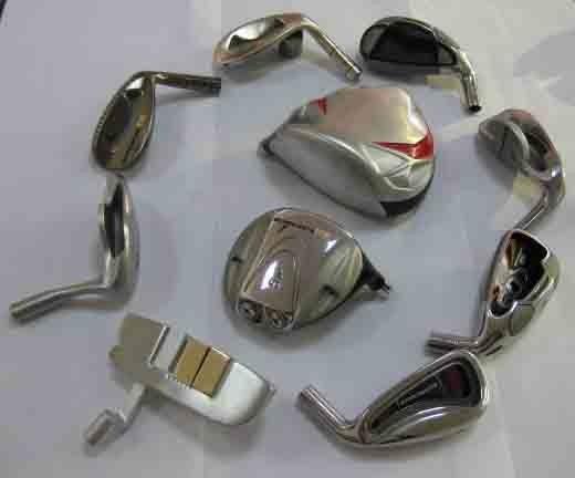 titanium alloy golf rod boot