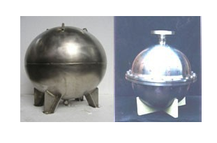titanium alloy reactor for chemistry