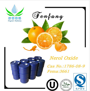 Nerol Oxide Synthetic flavour & Fragrance -liquid fragrance