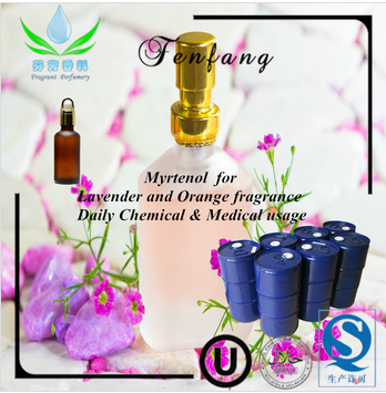 Myrtenol bulk floral fragrance with REACH registered