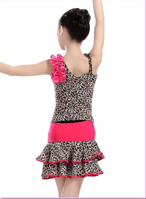 children stage dance costume /wholesale dance costumes/latin dance wear