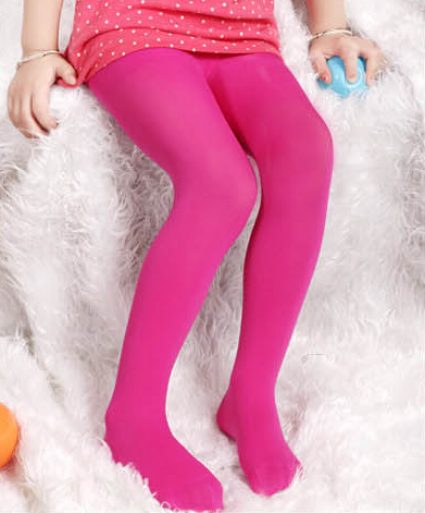Kids Colored Dance Tights Pants/Dance Socks/Girls Ballet Socks