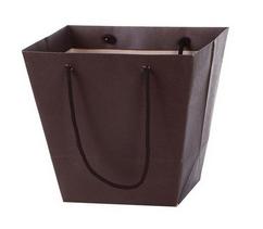 Custom printed Paper Bag Printing with Logo ,kraft paper bag making in Xiamen
