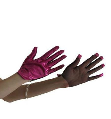 Wholesale Red White Black Hot Sale Long Satin Women Gloves