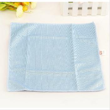 2pcs microfibre glass cleaning cloth rag