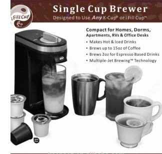 2015 Canton Fair best selling Keurig capsule coffee brewer machine factory wholesale
