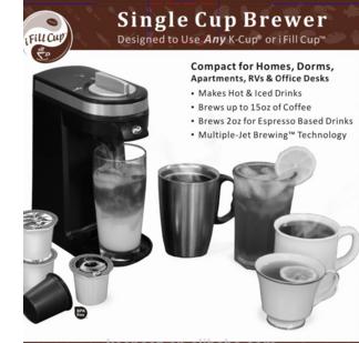 2015 Canton Fair best selling Keurig capsule coffee brewer machine factory wholesale