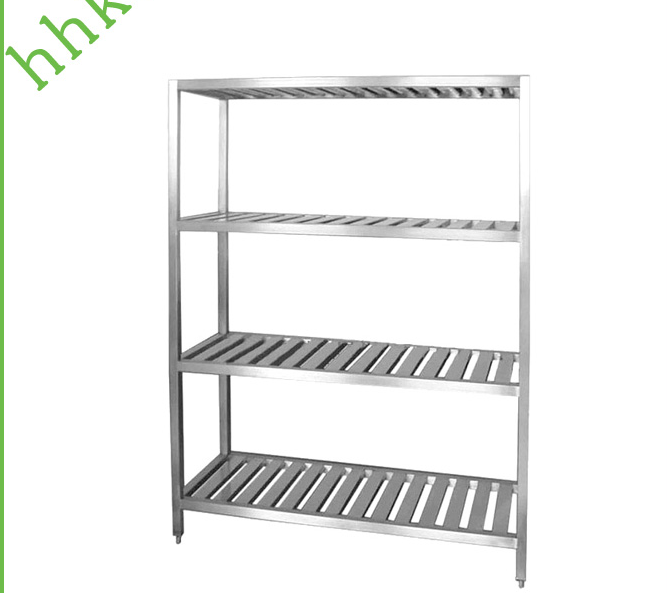 Four tier stainless steel rack 304 stainless steel four-story grill frame